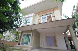 For SaleHouseRangsit, Patumtani : Detached house for sale, 56 sq.wa, Lam Luk Ka, Pathum Thani.