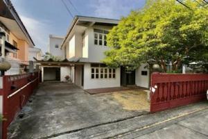 For RentHouseKaset Nawamin,Ladplakao : บ้านเดี่ยว 2 ชั้นให้เช่า เนื้อที่ 56 ตารางวา หมู่บ้านไทยศิริเหนือ บริเวณ Town in Town ลาดพร้าว