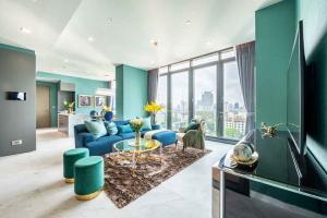 ขายคอนโดสุขุมวิท อโศก ทองหล่อ : 🔥 SPECIAL DEAL! 🔥 For Sale The Monument Thong Lo (103 Sq.m.) New room, Beautiful decoration and READY TO MOVE IN!!!! 🔥