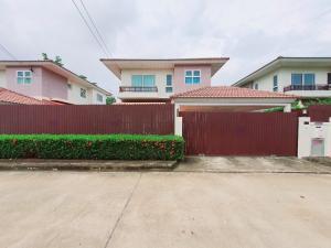 ขายบ้านสำโรง สมุทรปราการ : ขายบ้านเดี่ยว 2 ชั้น, 4 ห้องนอน, 3 ห้องน้ำ, 2 ที่จอดรถ, พื้นที่ใหญ่ โครงการคุณภาพ