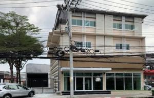 For RentShophousePattanakan, Srinakarin : OHM216 ให้เช่าอาคารพาณิชย์ 3 ชั้น 2 คูหา พร้อมโกดัง ติดถนนพัฒนาการ ใกล้ซีคอนสแควร์