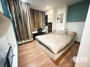เช่าคอนโดบางนา แบริ่ง : ** ให้เช่า The Coast Bangkok - 1 ห้องนอน ขนาด 45 ตร.ม. เฟอร์ครบ ใกล้ BTS บางนา **