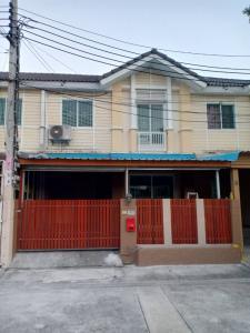 For SaleTownhouseRama 2, Bang Khun Thian : ขาย ทาวน์เฮ้าส์หมู่บ้านพฤกษาวิลล์ สะแกงาม-วงแหวนพระราม2