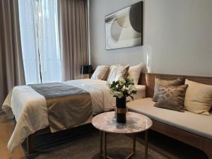 For RentCondoSukhumvit, Asoke, Thonglor : Park24 for rent, best price, only 16,000, complete electrical appliances
