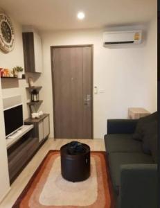 For RentCondoRatchadapisek, Huaikwang, Suttisan : Centric Huai Khwang Station  - 1 ห้องนอน 1 ห้องน้ำ ชั้น 10 ได้โปรด @ 0631645447