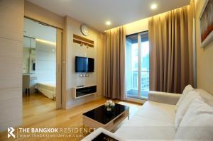For RentCondoRama9, RCA, Petchaburi : ประกาศให้เช่าราคาดีย์ THE ADDRESS ASOKE 1BEDROOM 46sq.m ชั้น7 วิวสระวิวสวน 18,000/เดือน