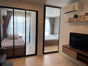 For RentCondoRangsit, Patumtani : 359.ปล่อยเช่า Kave condo 2 bedroom 35sqm.