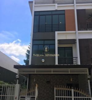 For RentTownhouseThaphra, Wutthakat : 🗣ปล่อยเช่า โครงการ Sixnature กัลปพฤกษ์ ทาวน์โฮม 3 ชั้น ราคาพิเศษ‼️