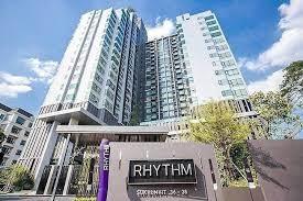 For RentCondoSukhumvit, Asoke, Thonglor : 🔥Hot Deal🔥 Rhythm sukhumvit36-38 1bedroom 35sqm. best price 15000THB Only contact Nutt 095-987-9669