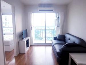 For RentCondoRama9, RCA, Petchaburi : [A496] 1 bed **ราคาพิเศษ 9,000 บาท 🔥🔥🔥 ให้เช่าคอนโด ลุมพินี พาร์ค พระราม 9 – รัชดา / LUMPINI PARK RAMA 9 - RATCHADA ขนาด 31 ตร.ม. 1 bed ชั้น 21 ตึก B ห้องมุม ถนนจตุรทิศใกล้ RCA เพียง 180 เมตร ใกล้ MRT พระราม 9/เพชรบุร