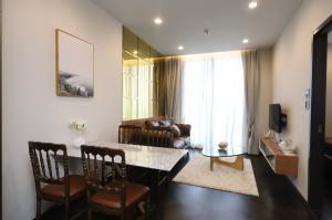 For RentCondoAri,Anusaowaree : The Monument Sanampao, size 56 sqm., 1 bedroom, corner room, ready to move in