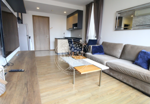 For RentCondoOnnut, Udomsuk : Reduced price special price during Covid19 pandemic to offer. A brand-new 2 bedrooms 2 bathrooms for rent at Husa Haus Sukhumvit 77.
