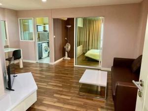 For RentCondoOnnut, Udomsuk : คิวเฮ้าส์ สุขุมวิท 79 ห้องกว้าง สวย แต่งพร้อมอยู่