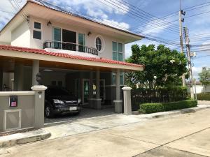 For SaleHouseRangsit, Patumtani : บ้านเดี่ยวหลังมุม 62 ตรว. รีโนเวทใหม่พร้อมเข้าอยู่ ใกล้จุดขึ้นลงทางด่วน ม. ศุภาลัย การ์เดนวิลล์ ลำลูกกาคลอง 5