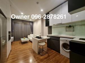 For SaleCondoRatchadapisek, Huaikwang, Suttisan : For Sale Ivy Ampio 1 Bedroom Fully furnished