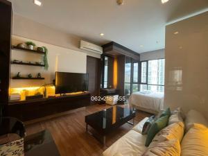 For RentCondoRatchadapisek, Huaikwang, Suttisan : for rent Ivy ampio 16,000 type studio