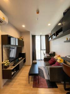 For SaleCondoSapankwai,Jatujak : Condo for sale, The Line Phahon-Pradipat, 34 sq.m., beautiful room, furniture and electrical appliances. Ready to carry your bag.