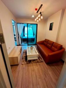 เช่าคอนโดรัชดา ห้วยขวาง : ⚡️HI Sutthisan Condo  ห้องใหญ่ เฟอร์ครบ ใจกลางเมือง ใกล้ MRT  ชอบต่อรองหน้างานได้