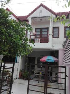 For SaleTownhouseSamrong, Samut Prakan : SH_01094 House for sale Lalisa Soi Mungkonnakadee Thepharak