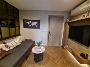 For RentCondoRama9, RCA, Petchaburi : Life Asoke Rama9 , 1 bedroom 33 sq.m.