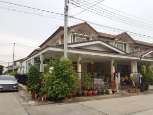 For SaleTownhouseSamrong, Samut Prakan : SH_01092 House for sale Pruksa Ville 26 Sanphawut-Sukhumvit 76