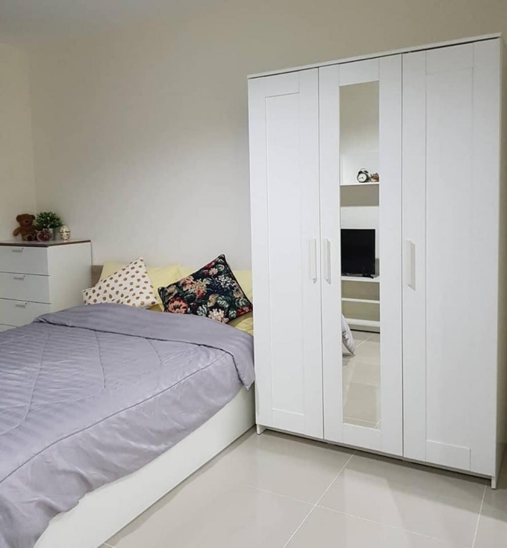 For RentCondoPattanakan, Srinakarin : 🔥For rent Asakan Place Condo 🔥 near Airport Link Huamark