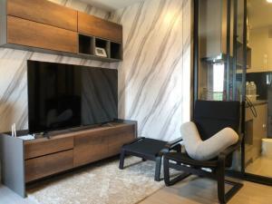 For SaleCondoOnnut, Udomsuk : Luxury!!! 1 beds, 30 sq.m.  5th floor Condo Aspire sukhumvit onnut