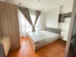 For RentCondoThaphra, Wutthakat : ห้องสวยมาก !! เฟอร์นิเจ้อครบทั้งห้อง ว่างพร้อมให้เช่า ราคาพิเศษ 9,500 บาท !