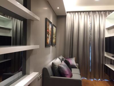 For RentCondoSukhumvit, Asoke, Thonglor : For rent, 1 bedroom, Lumpini24, only 19,000 baht per month.