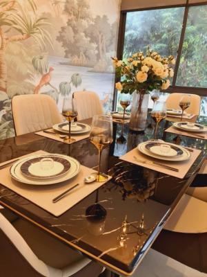 เช่าบ้านพระราม 9 เพชรบุรีตัดใหม่ : Rental/Selling : Luxury House with Full Furnisher In Rama 9 [ Village ] , 5 Bed 5 Bath , 🚩72 sqw🚩462 sqm 🚩3 Floor with Private Life 🚩4 Parking lot🔥🔥Rental Price : 350,000 THB / Month 🔥🔥