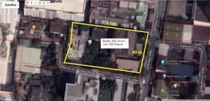 ขายที่ดินสุขุมวิท อโศก ทองหล่อ : Selling : High Potential Land & Buidling close to the Road , Sukhumvit 61 ( Major Ekamai , Park Land ) , 384 sqw ขาย🏛ที่ดินเปล่า พร้อมอาคาร สุขุมวิท 61 , ซอยข้าง Major Ekamai ใกล้ Park Land , 384 ตารางวา 📌เหมาะสำหรับทำคอนโด , โรงแรม , ผับ 📌เหมาะสำหรับ