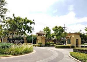 เช่าบ้านบางซื่อ วงศ์สว่าง เตาปูน : รหัสC4333 ให้เช่าและขายบ้านเดี่ยว 2ชั้น หมู่บ้านบุราสิริ งามวงศ์วาน ประชาชื่น นนทบุรี