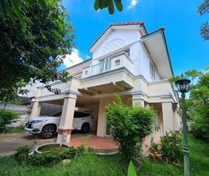 For SaleHouseLadkrabang, Suwannaphum Airport : BH_01158 House for sale Perfect Place Ramkhamhaeng 164