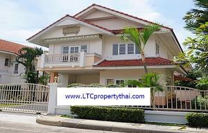 For RentHouseRamkhamhaeng,Min Buri, Romklao : ให้เช่าบ้านเดี่ยว 2 ชั้น ถนนรามคำแหง 190 เนื้อที่ 60 ตารางวา 3 ห้องนอน 2 ห้องน้ำ ราคาเช่า 22,000 บาทต่อเดือน