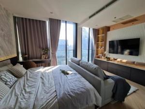 """ขายคอนโดวิทยุ ชิดลม หลังสวน : Condo for sale!! """"Noble Ploenchit"""" 1 Bedroom 52 Sqm. Tower B 35 Floor!"""