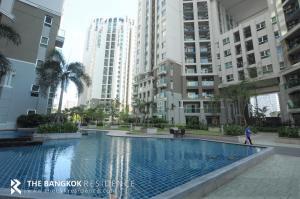 ขายคอนโดพระราม 9 เพชรบุรีตัดใหม่ : Hot Price!! 3 ห้องนอน ชั้นสูง 20+ ตำแหน่งหายาก แต่งสวย เฟอร์ครบ ทำเลดี ใกล้ MRT พระราม 9 Belle Grand Rama 9 @ 10.9 MB All In