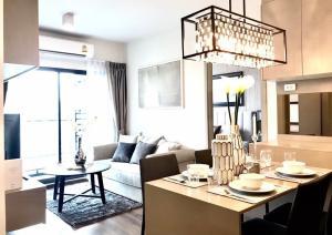 For RentCondoOnnut, Udomsuk : Ideo Sukhumvit 93 for rent 2 bedroom 51.5 sq.m. fl.12 Fully furnished, Ready move in near BTS Bangchak