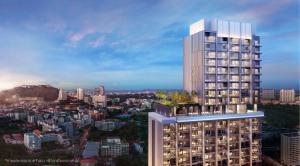 For SaleCondoPattaya, Bangsaen, Chonburi : Best Sea View Condominium in Pattaya