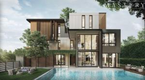 For SaleHouseOnnut, Udomsuk : H494-Sale!! 3 Storey House - Modern Tropical Luxury – MASTERY Sukhumvit