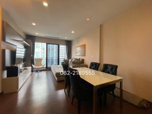 For RentCondoRatchadapisek, Huaikwang, Suttisan : for rent Ivy ampio 2 bed 40,000 📍