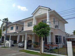 ขายบ้านบางใหญ่ บางบัวทอง ไทรน้อย : ขายบ้านเดี่ยว ธนาสิริ ราชพฤกษ์-ท่าน้ำนนท์ สภาพบ้าน90%