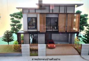 For SaleHouseSamrong, Samut Prakan : SH_01080 House for sale Thepharak Samut Prakan