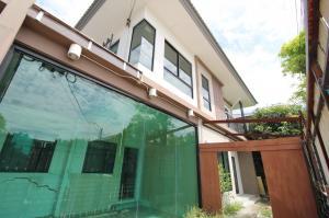 For SaleHouseBangbuathong, Sainoi : Detached house for sale, second hand, 42 sq.w., Casa Ville, Bang Yai, Nonthaburi.
