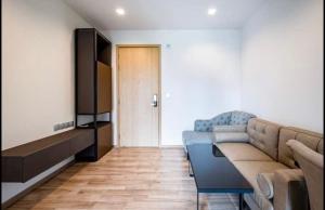 For RentCondoSapankwai,Jatujak : The Line Jatujak-Mochit for rent 1 bedroom 35.15 sq.m. fl.17 Fully furnished, Ready move in near BTS Mochit
