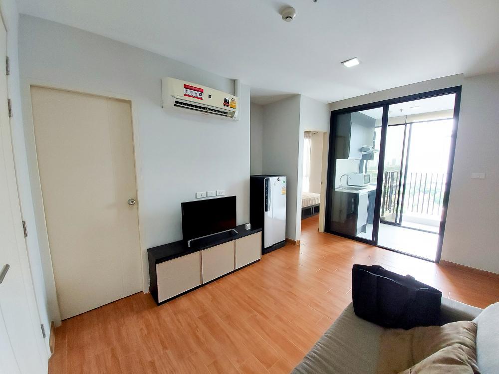 For SaleCondoThaphra, Talat Phlu, Wutthakat : Best Price! Sale Condo Pela Wutthakat, near BTS Wutthakat, 1 bedroom, 1 bathroom, size 34 sq.m., price 2.35 million baht.