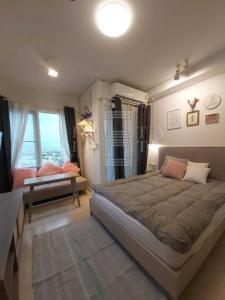 เช่าคอนโดรัชดา ห้วยขวาง : For Rent Chapter One Eco Ratchada-Huaykwang (23 sqm.)