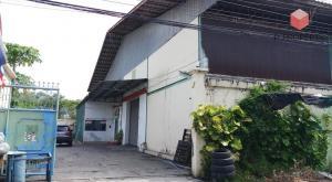 For RentWarehouseSamrong, Samut Prakan : ให้เช่าโกดังพร้อมออฟฟิศ บางพลี สมุทรปราการ พื้นที่ 1,089 ตร.ม.