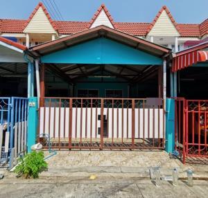 For SaleTownhouseSamrong, Samut Prakan : SH_01072 House for sale Chutima Thepharak