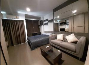 For RentCondoOnnut, Udomsuk : Ideo Sukhumvit 93 for rent, studio room, size 25 sqm., 12th floor, very good price.