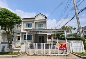 For SaleHouseSamrong, Samut Prakan : SH_01071 House for sale The village bangna km.10